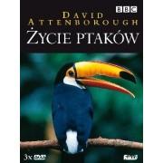 Życie ptaków - 3 DVD