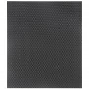 EB 230 * 170 * 3.0 Mm Tablero De Placas De Fibra De Carbono Plancha Plana De 3K-black