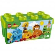 Lego duplo 10863 my first il treno degli animali