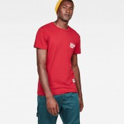 G-Star RAW Graphic 5 Pocket T-Shirt