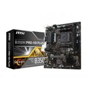 MB, MSI B350M PRO-VD PLUS /AMD B350/ DDR4/ AM4
