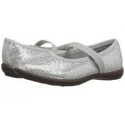 Reebok Balleto - Necklace II (ToddlerLittle KidBig Kid) Silver Glitter