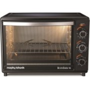 Morphy Richards 40-Litre BESTA BLACK 40 Oven Toaster Grill (OTG)(Black)