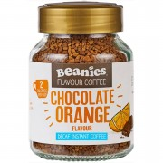 Beanies Flavour Co Beanies Decaf Chocolate Orange Flavour Instant Coffee