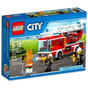 LEGO CITY: Létrás tűzoltóautó 60107