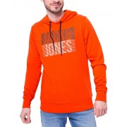 JACK&JONES Booster Sweat Orange