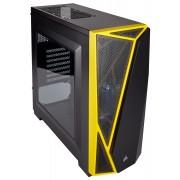 Corsair Carbide Spec-04 Midi-Tower Black,Yellow computer case