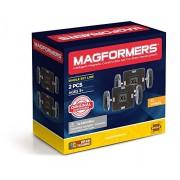 Magformers XL Single Wheel 2Pc Set
