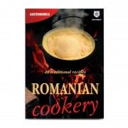Romanian Cookery -carte de retete traditionala romanesti
