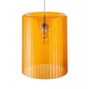 KOZIOL Stropní svítidlo ROXANNE - barva oranžová, KOZIOL