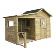 Drevený záhradný domček pre deti ELA
