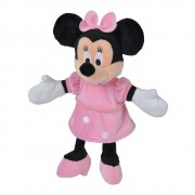 Disney - Jucarie de plus Minnie Mouse manusa, 25 cm