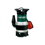 TPS 16000 S COMBI Pompa submersibila de drenaj apa curata Metabo , inaltime refulare 9.5 m , debit 16000 l/h ,putere 970 W