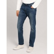 TOM TAILOR DENIM Jeans Piers super slim, dark stone wash denim, 31/30
