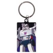 Transformers - Megatron Metal Keychain