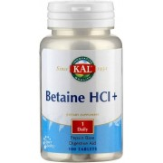 KAL Betaine HCl+ - 100 Tabletten