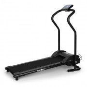 FIT7-Treado Basic-BK Máquina de correr Monitor Preto
