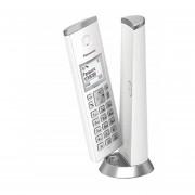 Teléfono Inalámbrico Panasonic Blanco 1.9 Ghz KX-TGK210