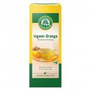 Ceai de ghimbir cu portocale bio