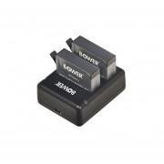 Cargador BOWER GO PRO Xas-Gp4Dual Para Doble Bateria HERO 4