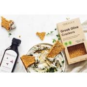 Organic Greek Olive Crackers