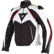 DAINESE Chaqueta Dainese Hawker D-Dry Black / White / Red