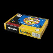 Generic 10Pcs/Lot Clear Transparent Snes Game Box Protector Case N64 Game Box Cib Games Plastic Pet Protector For Nintendo Game Boxes