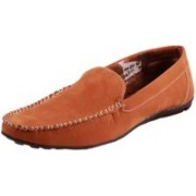 Stylos Mens Tan Loafer Shoes Loafers For Men(Tan)