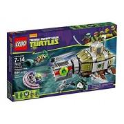 Lego Turtle Sub Undersea Chase Lego Ninja Turtles