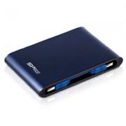 Hard Disk esterno Silicon Power Armor A80 500GB Blu