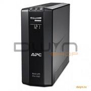 APC BACK-UPS RS 900VA/540W, LCD Display, Schuko
