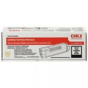 Oki 43865724 Original Toner Cartridge Black