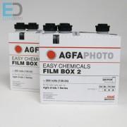 Tetenal Easy Chemicals Film Box 2 Agfa D-lab ( 2 x 200 films )