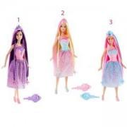 Барби - Принцеса с дълга коса, Barbie, налични 3 модела, 171020