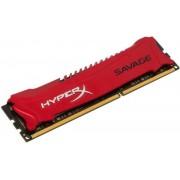 Memorie Kingston HyperX Savage DDR3, 1x4GB, 2133 MHz, CL 11