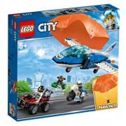LEGO City, Arest cu parasutisti al politiei aeriene 60208