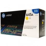HP 645A Color LaserJet C9732A Yellow Print Cartridge (Yellow)