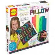 ALEX Toys Craft Stitch A Pixel Pillow