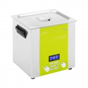 Ultrasonic Cleaner - 10 litres - degas - sweep - pulse