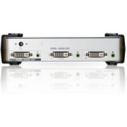 I/O VIDEO SPLITTER DVI 2PORT/W/ADAPT VS162-AT-G ATEN