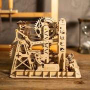 PUZZLE 3D DIN LEMN-MECANIC-MARBLE CLIMBER-ADDAGIFTS