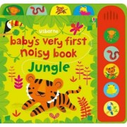 Baby's Very First Noisy Book Jungle, Hardcover