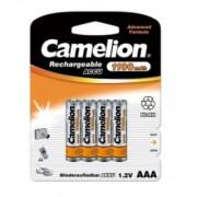 Batería recargable cilíndrica NI-MH AAA 1.2V 1100mAh