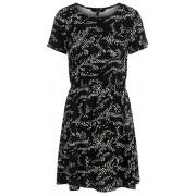 Vero Moda Imbrăcăminte pentru femei VMAUTUMN AMAZE S / S SHORT DRESS WVN LCS Black S