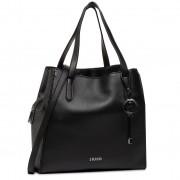 Дамска чанта LIU JO - M Satchel AA0085 E0221 Nero 22222