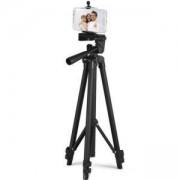 Трипод HAMA Star Smartphone, за смартфони, GoPros фото камери, 112 см, 3D с BRS3, Bluetooth дистанционно, HAMA-04640