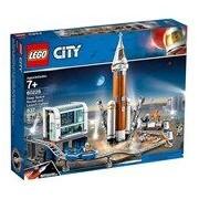 Lego City - Weltraumrakete mit Kontrollzentrum