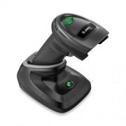 Баркод скенер Zebra DS2278 четец, 2D, KIT, Bluetooth, черен