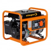 Generator open frame benzina Stager GG 1356 - 1100W