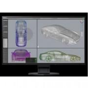 """Монитор Eizo EV2785-BK, 27""""(68.58 cm), IPS LED панел, UHD, 5ms, 350 cd/m2, HDMI, DisplayPort, черен"""